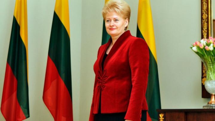 Тимофти подписал указ о награждении президента Литвы