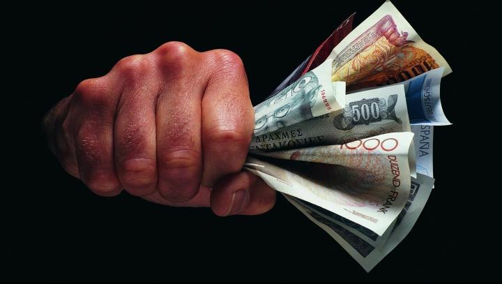 В Кишиневе задержан подозреваемый в краже денег у соседа