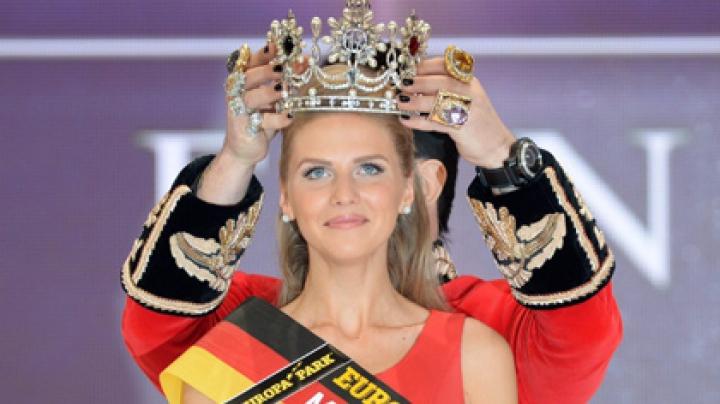 Уроженка Украины стала «Мисс Германия»