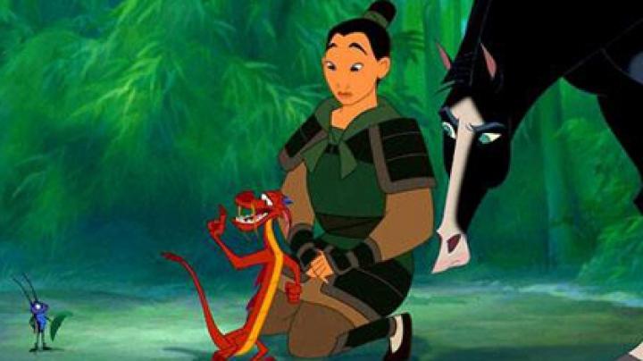 Disney переснимет мультфильм «Мулан»
