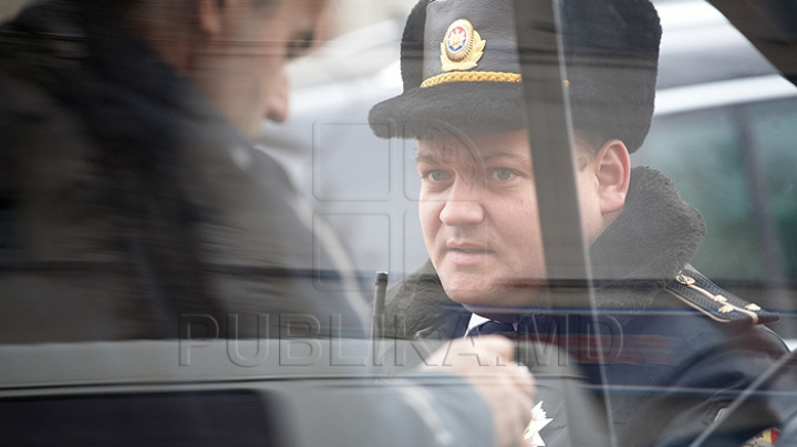 Полиция задержала два грузовика с мясом (ФОТО)