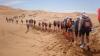 В Марокко проходит Марафон де Сабль - одно из самых трудных спортивных соревнований в мире