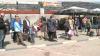 На Северном автовокзале многолюдно: жители Кишинева отправились на Пасху в села