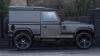 """Пикап Land Rover Defender превратили в """"Летающего охотника"""""""