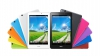 Acer обновила планшет Iconia One 8 в десяти ярких расцветках