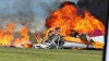На авиашоу в Мексике разбился самолет
