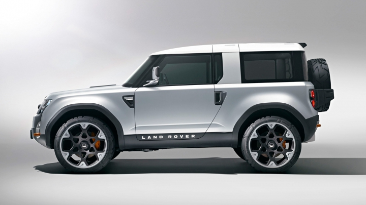 Land Rover выпустит новое поколение внедорожников Defender
