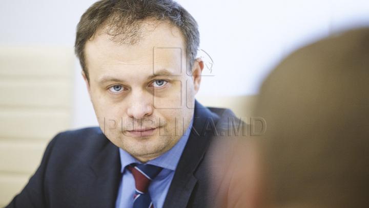 Канду договорился о встрече с председателем Верховного совета Приднестровья