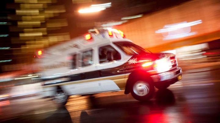 Американка угнала скорую и устроила гонки с полицией
