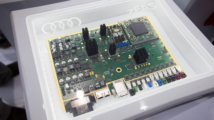 Audi готовит автопилот с зачатками интеллекта