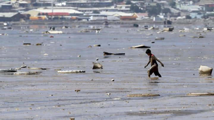 В крупном наводнении в Чили погибли не менее 25 человек