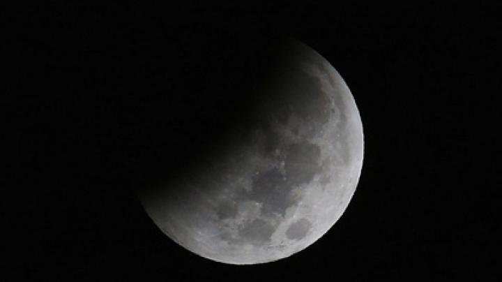 В апреле произойдет самое короткое за столетие полное лунное затмение