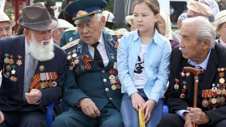 В Киргизии Парад Победы перенесли на 7 мая