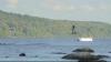 Канадец покорил интернет полетом на ховерборде (ВИДЕО)
