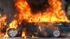 Огненное ДТП: в России машина загорелась прямо на ходу