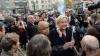 Раздетые активистки помешали возложению цветов в Париже (ВИДЕО)