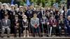 Николае Тимофти вручил памятные медали группе ветеранов (ФОТО)