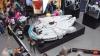 Фанаты «Звездных войн» собрали из Lego копию корабля Хана Соло (ВИДЕО)