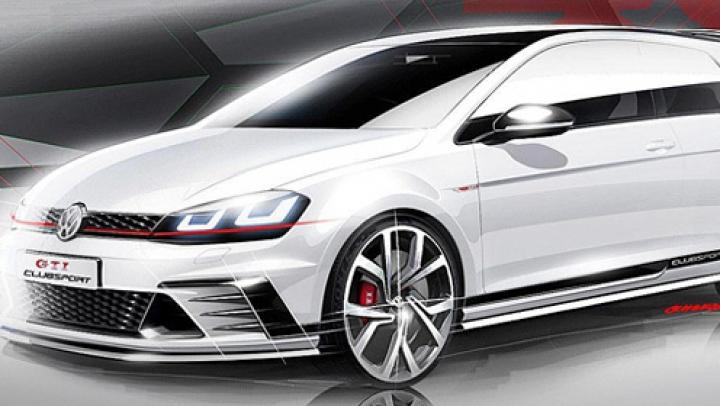 Компания Volkswagen разработала новую версию Golf GTI
