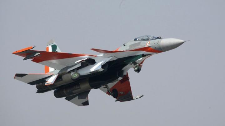 В Индии разбился истребитель местных ВВС