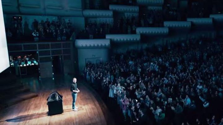 Появился первый тизер фильма о Стиве Джобсе (ВИДЕО)