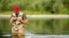 Жители Сочи начали ловить рыбу в затопленных домах