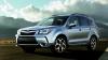 Компания Subaru модернизировала кроссовер Forester (ФОТО)