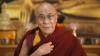 Далай-лама посетил знаменитый британский рок-фестиваль