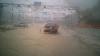 Сочи затопило из-за непрекращающихся проливных дождей (ВИДЕО)
