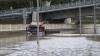 Уровень воды в Сочи начал спадать