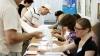 Скандал в Сынджера: сторонники кандидата от социалистов пикетировали избирательный участок