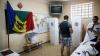 Заключенные столичной тюрьмы №13 проголосовали на местных выборах (ФОТОРЕПОРТАЖ)