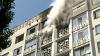 Крупный пожар: в столице загорелась квартира на улице Албишоара