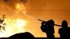На Урале пожарный сначала поджег дом должника, а позже приехал его тушить
