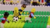 Финал Кубка Англии смодулировали в Лего