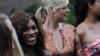 Перед Умблдонским турниром звезды мирового женского тенниса устроили дефиле