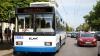 Столичная мэрия представила троллейбусы на аккумуляторах (ФОТОРЕПОРТАЖ)
