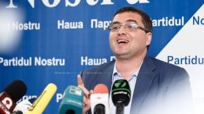 """Ренато Усатый уверен в отличных результатах """"Нашей партии"""" на следующих выборах"""
