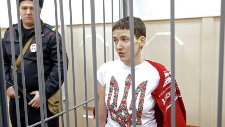 Надежде Савченко продлили срок содержания под стражей