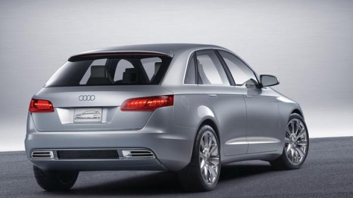 Audi откажется от минивэна в пользу кроссовера