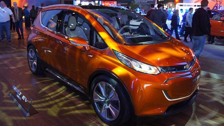 General Motors протестировала будущего конкурента Tesla Model 3
