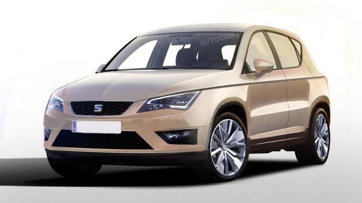 Компания SEAT подтвердила планы по выпуску нового кроссовера