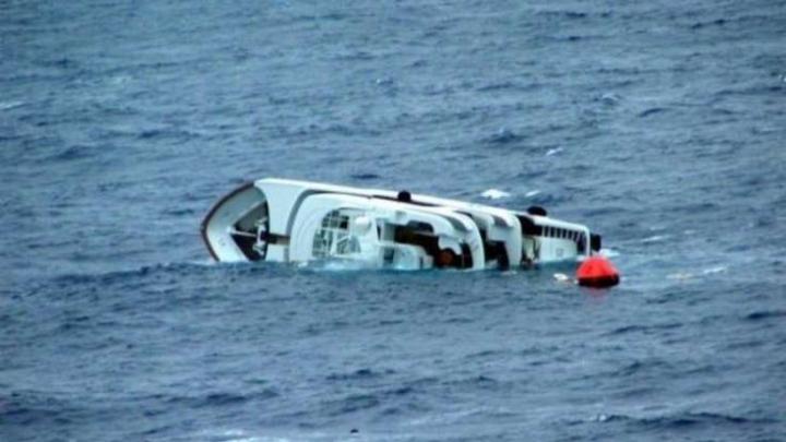 37 человек погибли при столкновении двух лодок в Камеруне