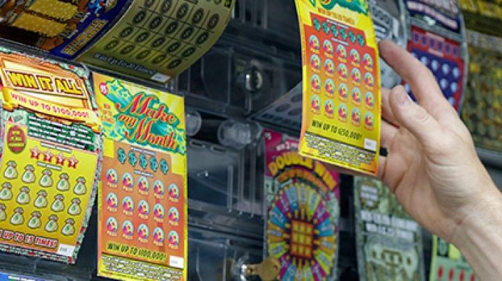 моментальные лотереи америка
