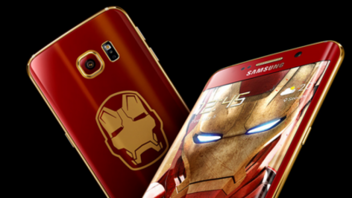 """Смартфон Samsung """"Iron Man"""" в Китае продали за 91 тысячу долларов"""