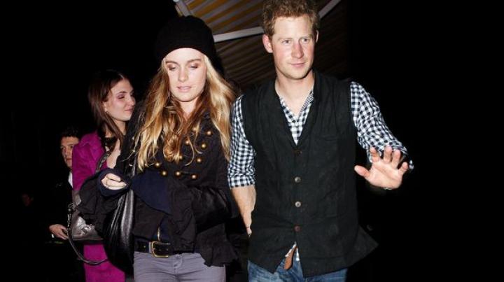 СМИ: принц Гарри тайно помолвился с актрисой