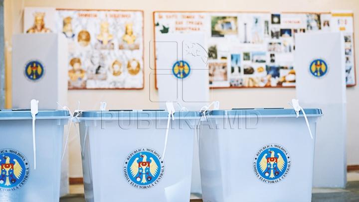 Местные выборы 2015: избирательные участки закрыты, начался подсчет голосов