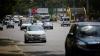 Видеорегистратор зафиксировал два грубых нарушения ПДД на одной из улиц Кишинева (ВИДЕО)