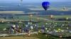 433 воздушных шара поднялись в небо на востоке Франции (ВИДЕО)
