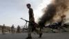 В Афганистане подорвали военный конвой миссии НАТО